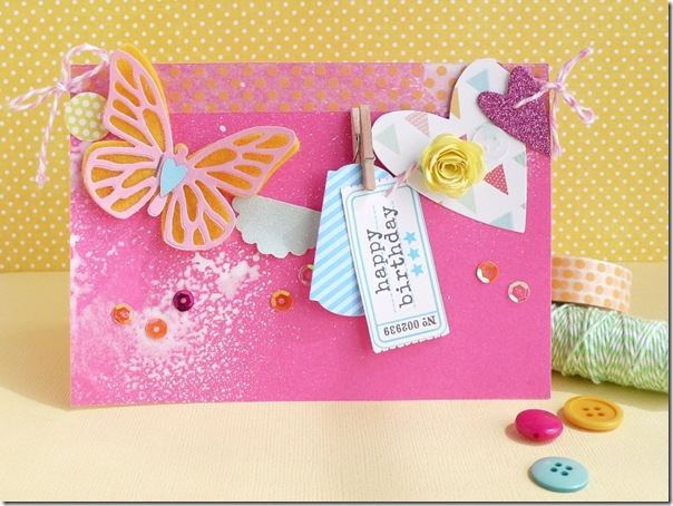 cafe creativo - Anna Drai - big shot sizzix - card - summer - banner (1)