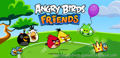 Free Download Angry Birds Friends v1.0.2 Android Game