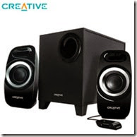 Buy Creative Inspire T3300 2.1 Channel Multimedia Speaker at Rs.2302 on Snapdeal
