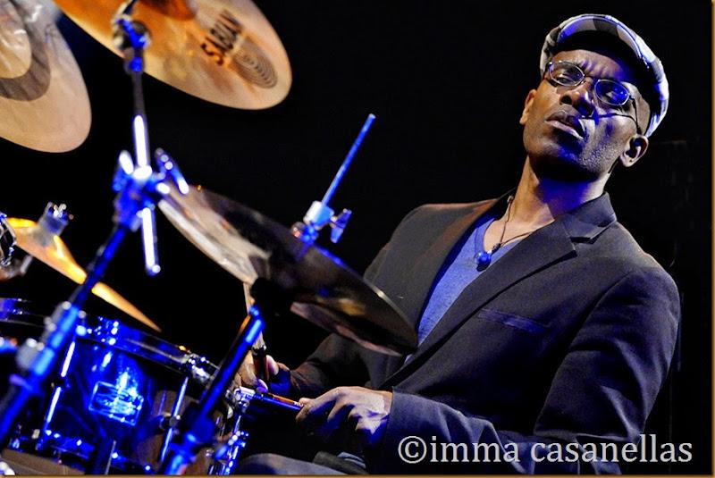 Rudy Royston, Terrassa 2014