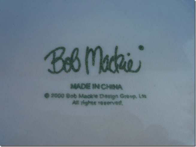 Bob Mackie Table 004