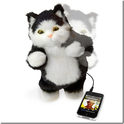 Dancing-Toy-Cat