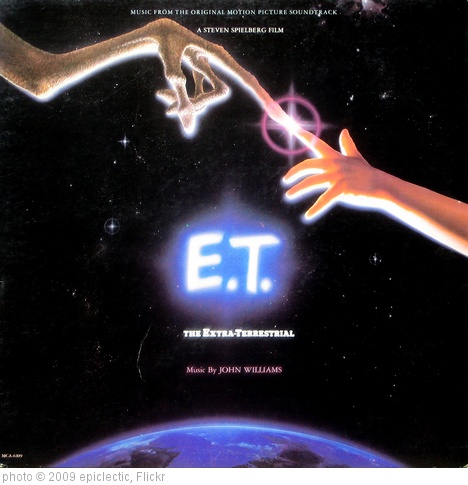 'E.T Shares A Radioactive Booger' photo (c) 2009, epiclectic - license: http://creativecommons.org/licenses/by-nd/2.0/