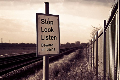 Stop-Look-Listen