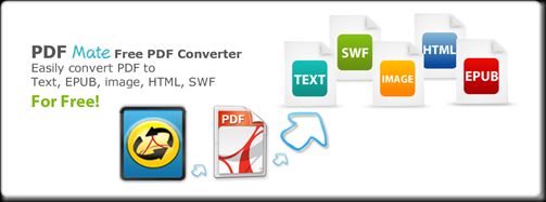 PDFMate Free PDF Converter