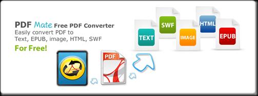 PDFMate Free PDF Converter