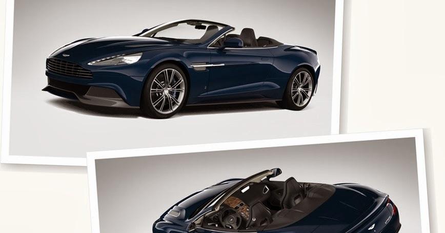 All Cars Nz 2013 Aston Martin Vanquish Volante Neiman