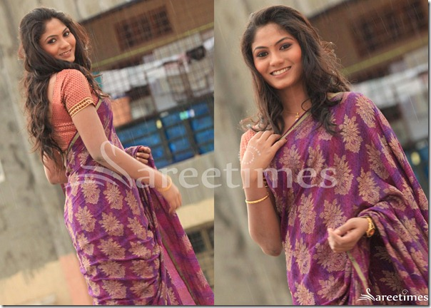 Shruthi_Reddy_Pink_Saree