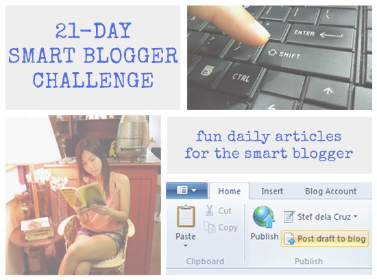 smart blogger challenge