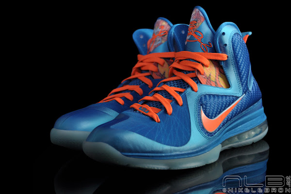 China is Coming to America Nike LeBron 9 Official Release Date