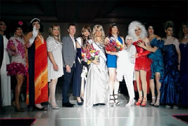 Womanless Beauty Pageant 2013