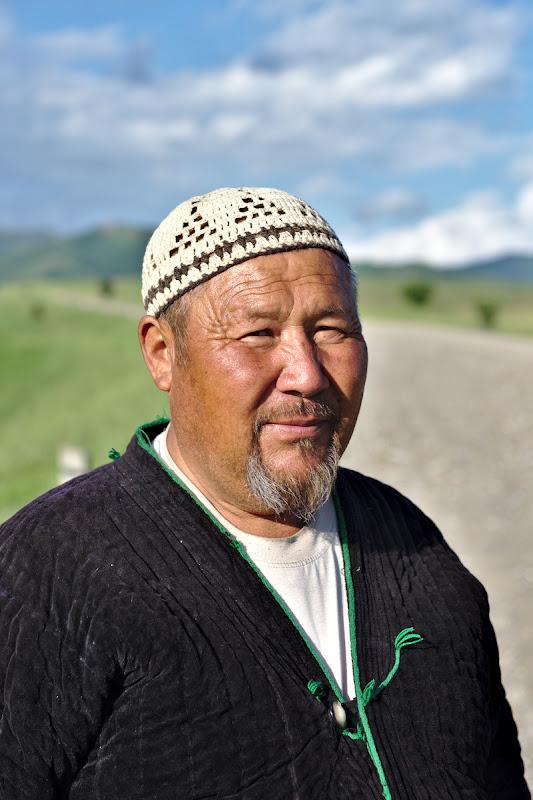 Kyrgyz.