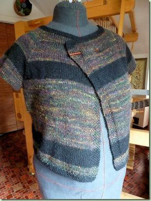 StripesSassySweater