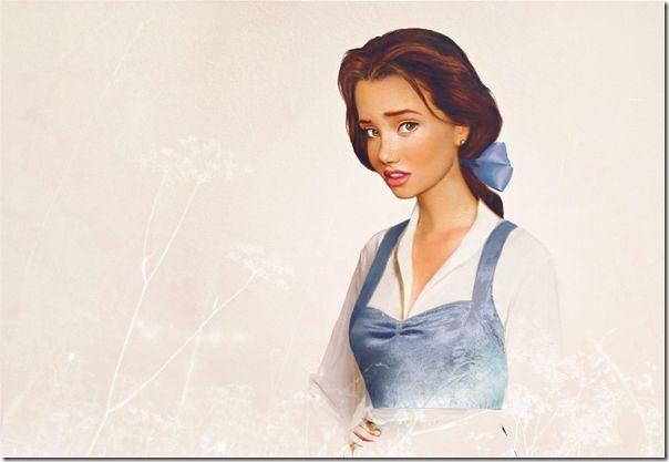 Personagens da Disney na vida real (15)