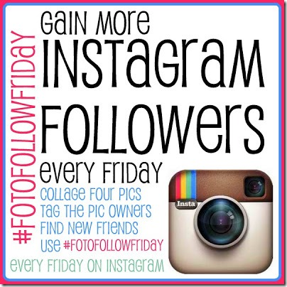 Join Me on Instagram–Get More Followers!