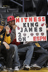 lebron james nba 130116 mia at gsw 21 King James Becomes Youngest to 20k Points in LeBron X PE