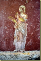 Fresco in room off colonnade-2