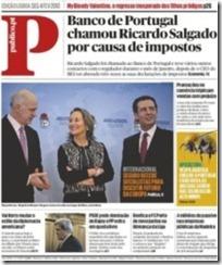 Seguro nos jornais e TVs.Fev.2013