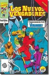 P00064 - Los Nuevos Vengadores #64