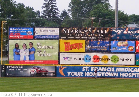 'June 10, 2011 Binghamton Mets v Trenton Thunder 097' photo (c) 2011, Ted Kerwin - license: https://creativecommons.org/licenses/by/2.0/