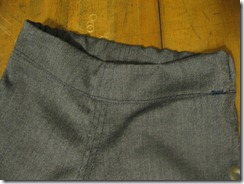handmade gray dress pants for a preschool boy (12)