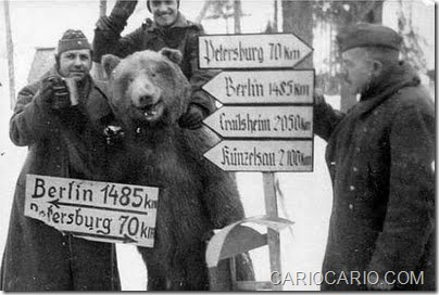 Fotos engraçadas da Segunda Guerra Mundial (10)