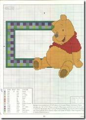 gráficos do Pooh,ponto cruz,ursinho puff,ponto cruz disney,punto de cruz disney,