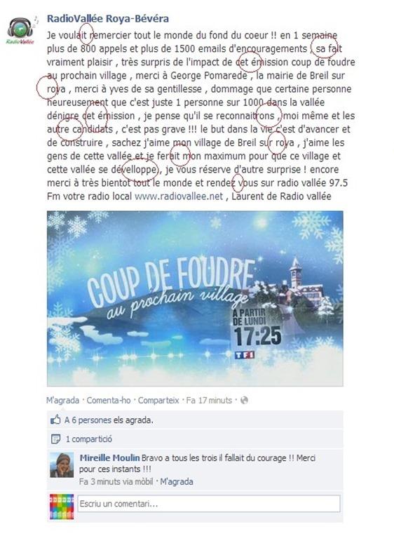 Ortografia francesa de Nissa