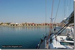 Y2K lascia il marina di Licata