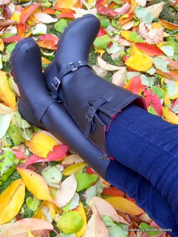 Black-Biker-Boots-Wellies-Welly-Shop