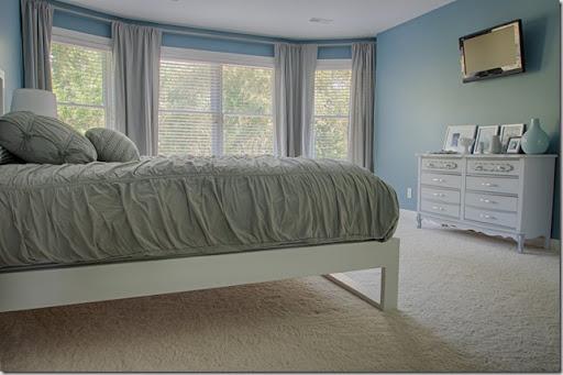 Modern West Elm Bed Frame Decoration Ideas