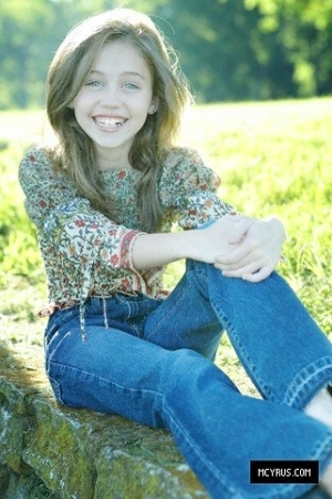 Miley cyrus childhood