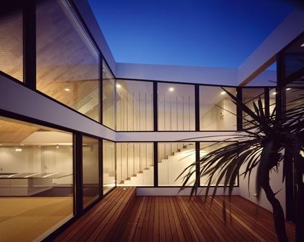 Casa contempor nea de estilo japon s arquitexs for Estilos de arquitectura contemporanea
