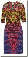 M Missoni Jaquard Knit Dress