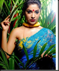archana kavi hot in saree_pic1