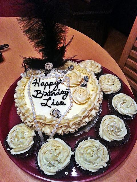 20's theme cake, 20's cake, birthday cake birthday cake