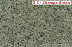 G7 - Champa Green (Xanh Phan Rang)