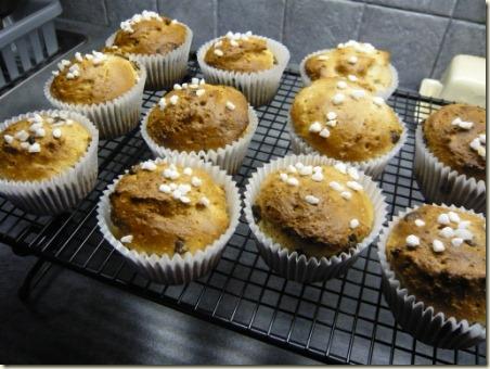 choc muffins5