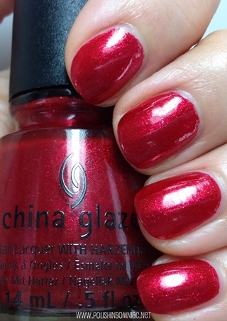 China Glaze Just Be-Claws