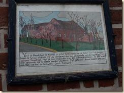 Kerniel, Heuvelstraat 11: deel van de voormalige kasteelhoeve Hagebroek. Voormalige brouwerij Sint-Bernard