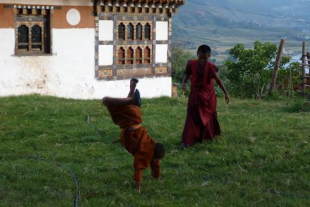 Viitori shaolini in Bhutan