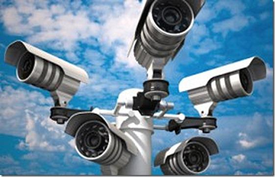 FBI câmaras vigilância
