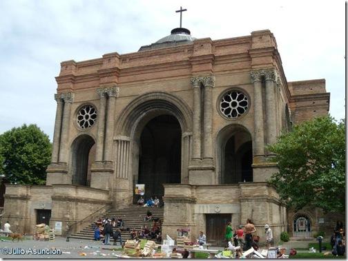 Iglesia de San Aubin - Toulouse
