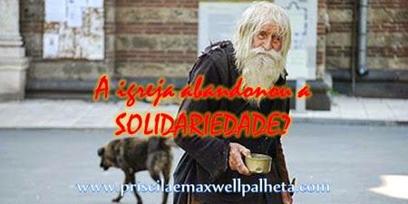 solidariedade - Priscila e Maxwell Palheta