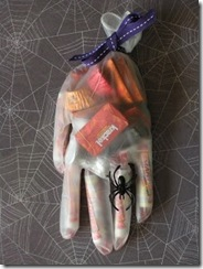 Halloween favor