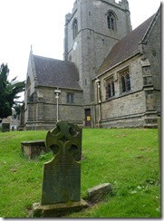 shilbottle church and grave