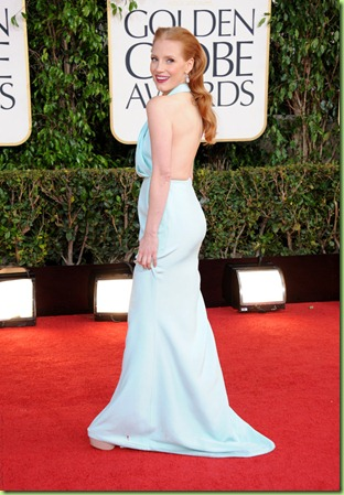 worst dressed list jessica chastain