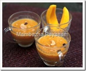 Mambhazha Payasam