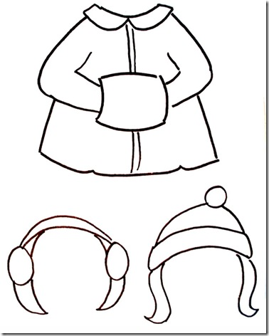snowwoman-coat-hats