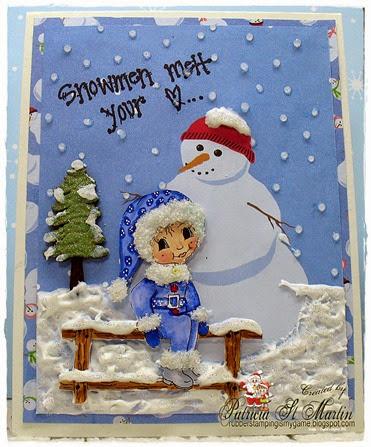 Snowmen melt your heart 2014